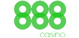 Logo of 888Casino casino