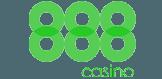 Logo of 888 casino