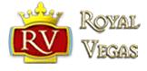 Logo of Royal Vegas casino