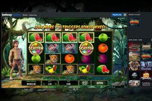 Betway Casino Slot Tarzan