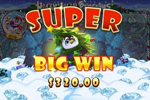 Holly Jolly Penguins Online Slot Game