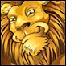wild symbol lion