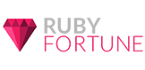 Logo of Ruby Fortune casino