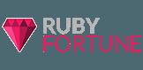 Logo of Ruby Fortune casino