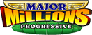 Logo of Major Millions slot