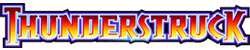 Logo of Thunderstruck slot