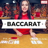 Play on Live Baccarat