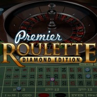 Play on Premier Roulette Diamond Edition