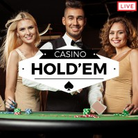 Play on Live Casino Hold'em