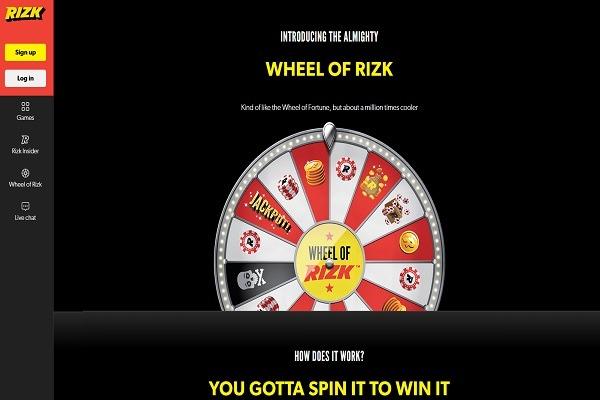 Wheel of Risk Canada