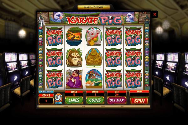 Hippodrome slot games