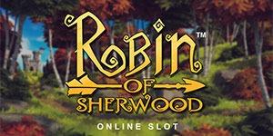 Robin of Sherwood slot game Microgaming