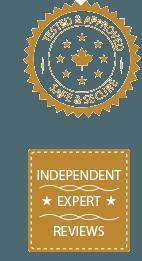 Independent expert reviews