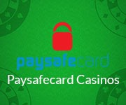Paysafecard Casinos