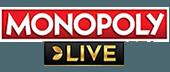 Logo of Monopoly Live slot