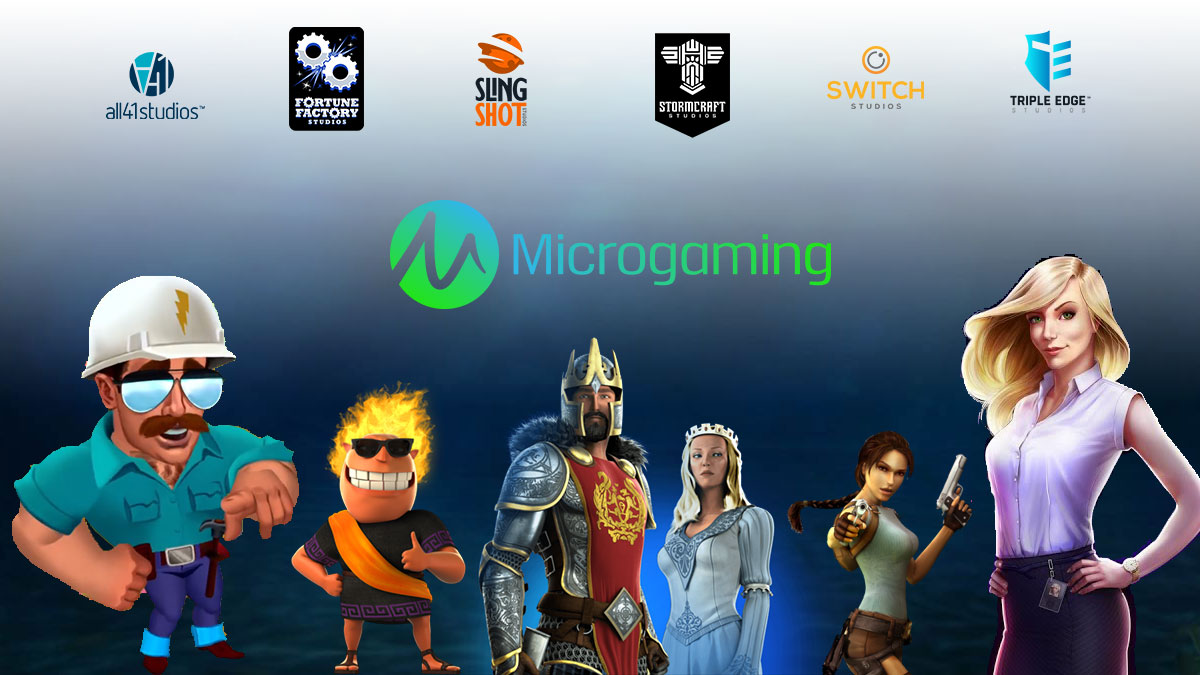 Microgaming Studios partners