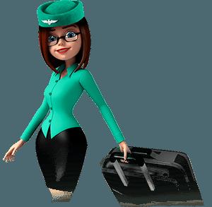 GAte 777 Casino Support hostess