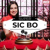 Super Sic Bo background