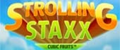 Logo of Strolling Staxx slot