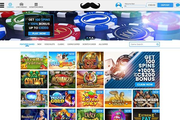 Boo Casino Review: Canadian Bonus, Games and More