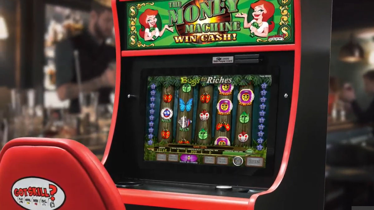 Gotskill slot game banned