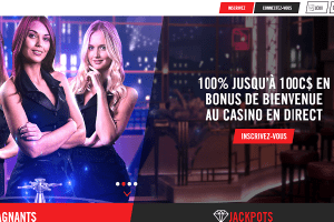 Vegas Hero Casino en direct