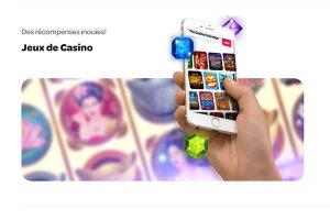 Spin Casino Jeux de Casino