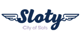 Logo of Sloty Casino casino