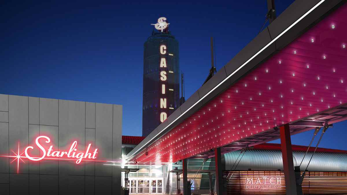 starlight casino point edward