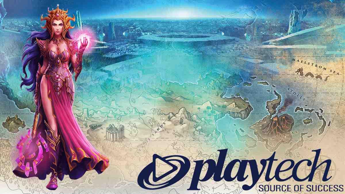 playtech map logo