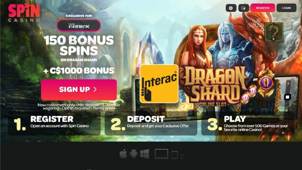 Outstanding Free Spins Offer