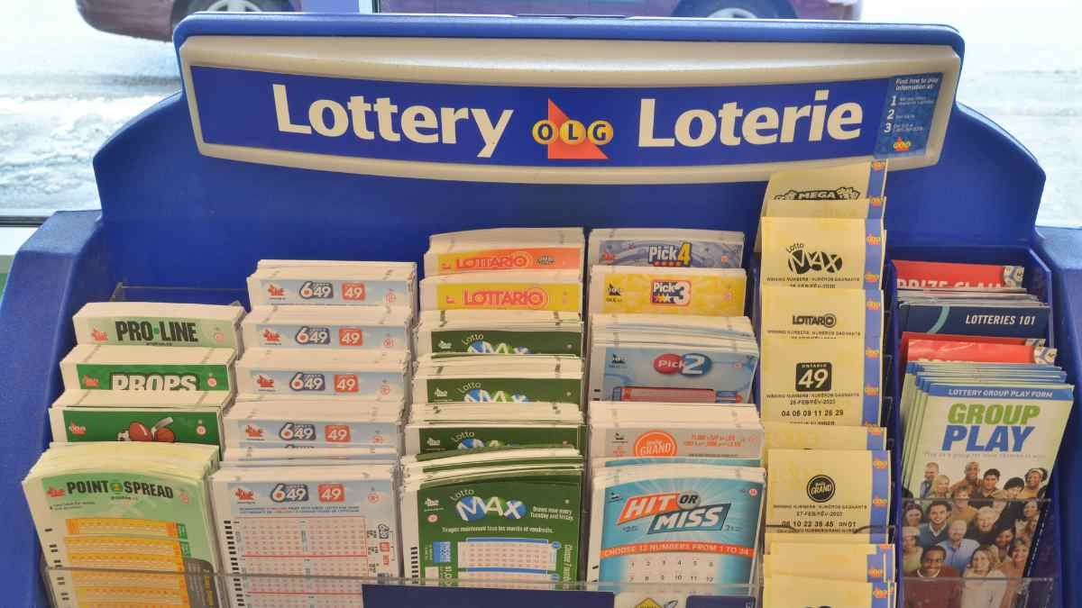 olg ontario lottery and gaming tickets